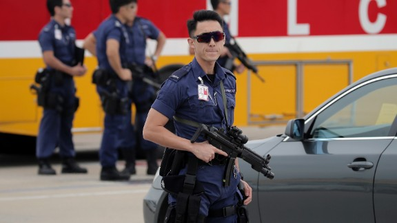 City authorities rolled out a massive security operation to ensure Zhang's visit wasn't marred by protests.