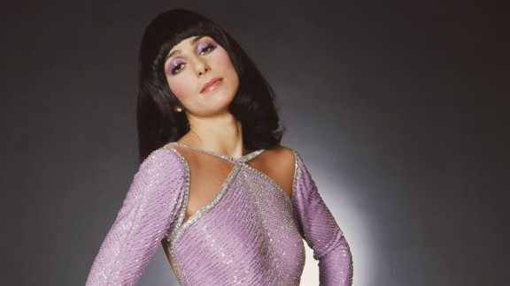 """Cher takes a promotional photo for """"The Sonny and Cher Comedy Hour"""" in 1972. See more photos of the iconic singer and actress, who turns 70 years old on Friday, May 20."""