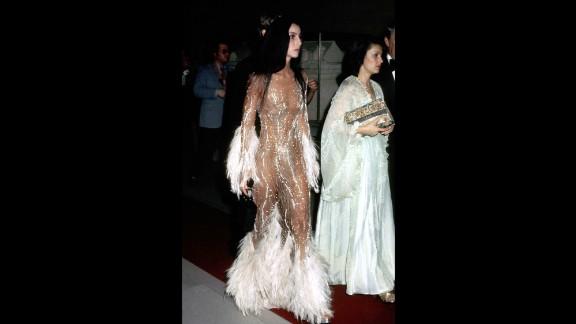 During her career, Cher has won an Academy Award, a Grammy Award and an Emmy Award.