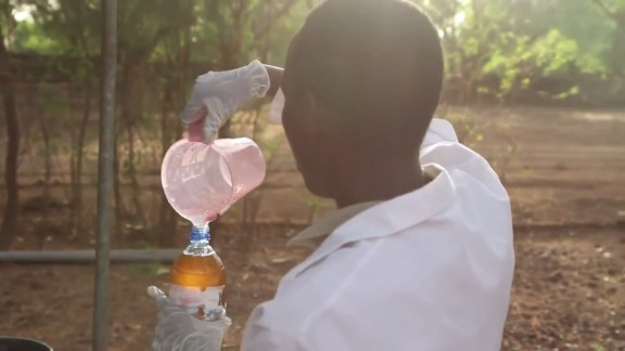 The ingredients that comprise Faso Soap are cheap and easy to assemble in West Africa.