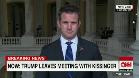 rep. adam kinzinger donald trump foreign policy potus race the lead_00012509