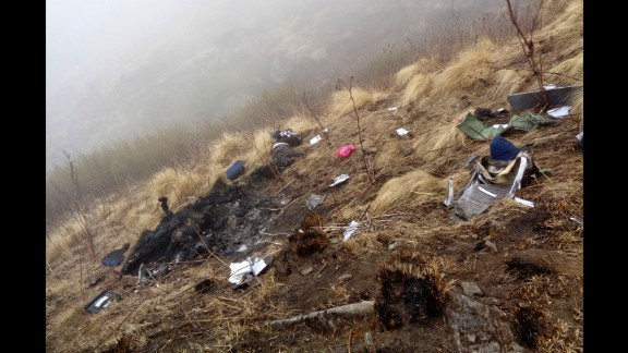 A Tara Air plane crashed on February 24 in mountainous northern Nepal. It was midway through what should have been a 19-minute flight. Twenty-three people were killed.