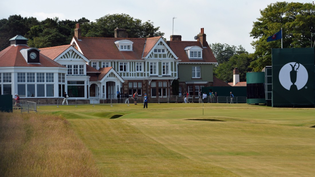 Members at Muirfield Golf Club near Edinburgh, an Open Championship venue, voted to admit female members in 2017 for the first time in its 273-year history.
