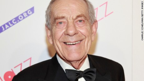 60 Minutes correspondent Morley Safer attends the Paul Simon Songbook to Benefit Jazz at Lincoln Center gala concert & dinner at Frederick P. Rose Hall, Jazz at Lincoln Center on April 18, 2012 in New York City.