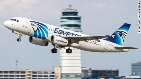 EgyptAir Flight 804: Live updates