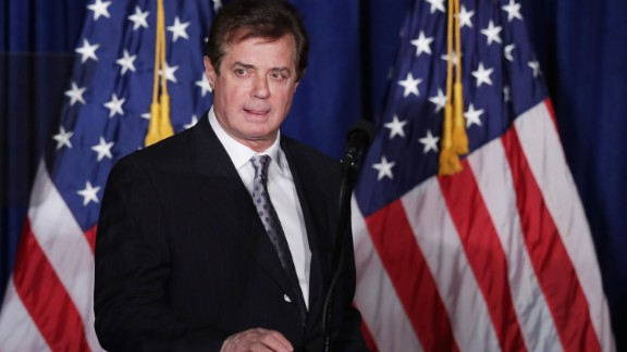 Paul Manafort, advisor to Republican presidential candidate Donald Trump