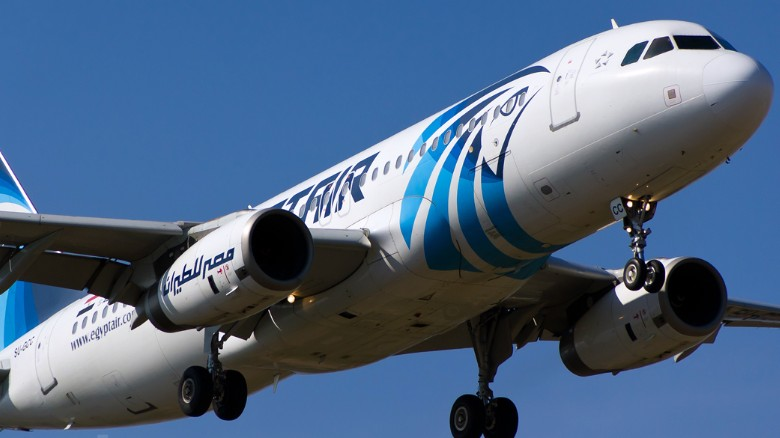 Few reasons EgyptAir jet could have left sky
