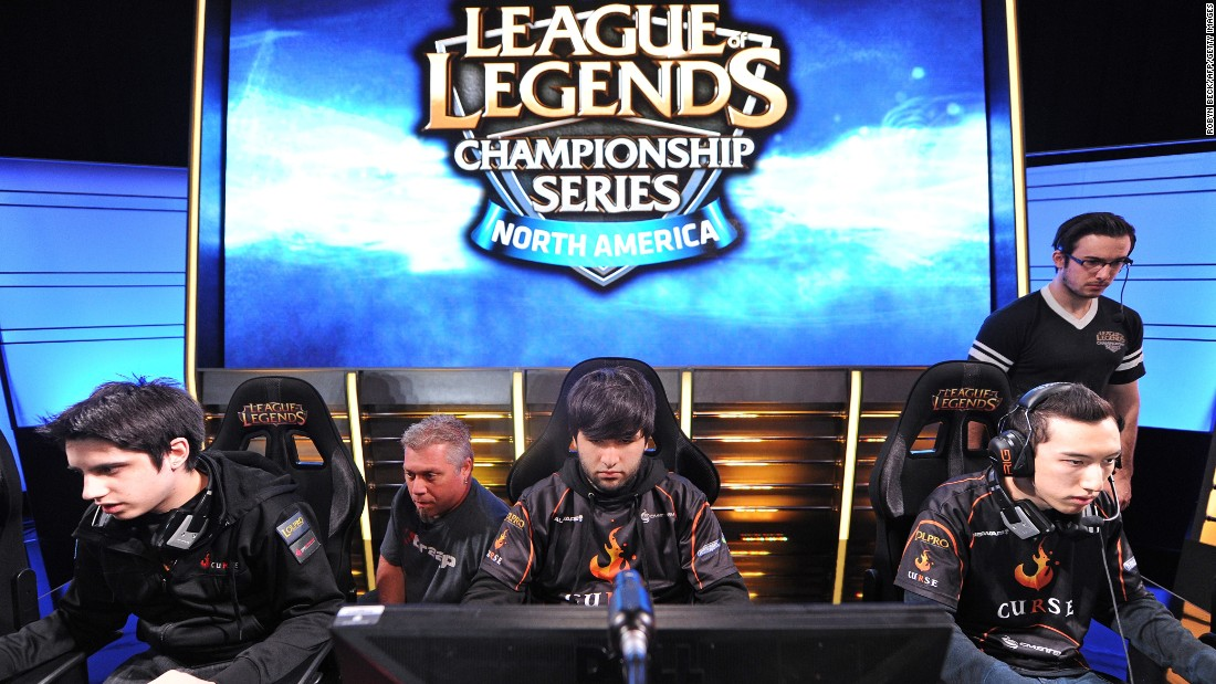 "But it's the online audience that's making the difference: this year's ""League of Legends"" championship drew nearly 30 million viewers, in line with the combined viewership of the 2014 MLB and NBA finals."