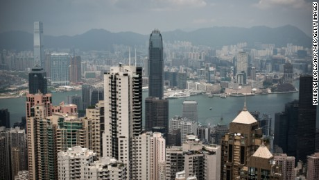 Next year sees more glamorous locations added to the calendar including Hong Kong.