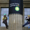 Greenpeace protest british museum 5
