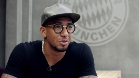 Bayern Munich's Boateng: 'The pressure is high'
