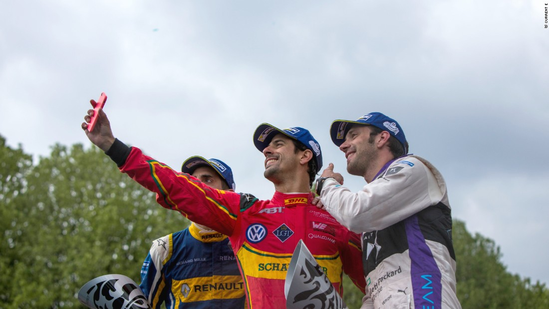 Di Grassi is in fine form this season having won back-to-back races in Long Beach and Paris.