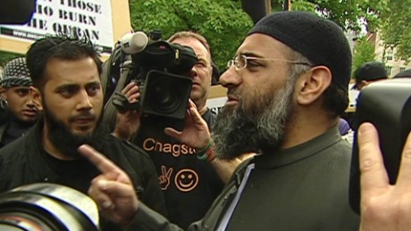 Who is Anjem Choudary?