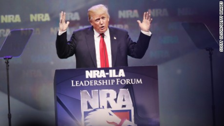 Trump: The Second Amendment candidate we need