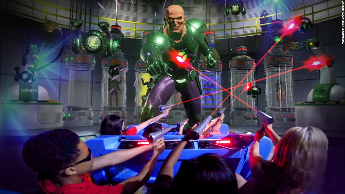 "The Justice League has a reserve team, and riders are part of the battle in <a href=""https://www.sixflags.com/greatamerica/attractions/new-2016/overview"" target=""_blank"">Justice League: Battle for Metropolis,</a> a new 4-D virtual-reality coaster at Six Flags Great America outside Chicago."