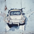 berlin wall car