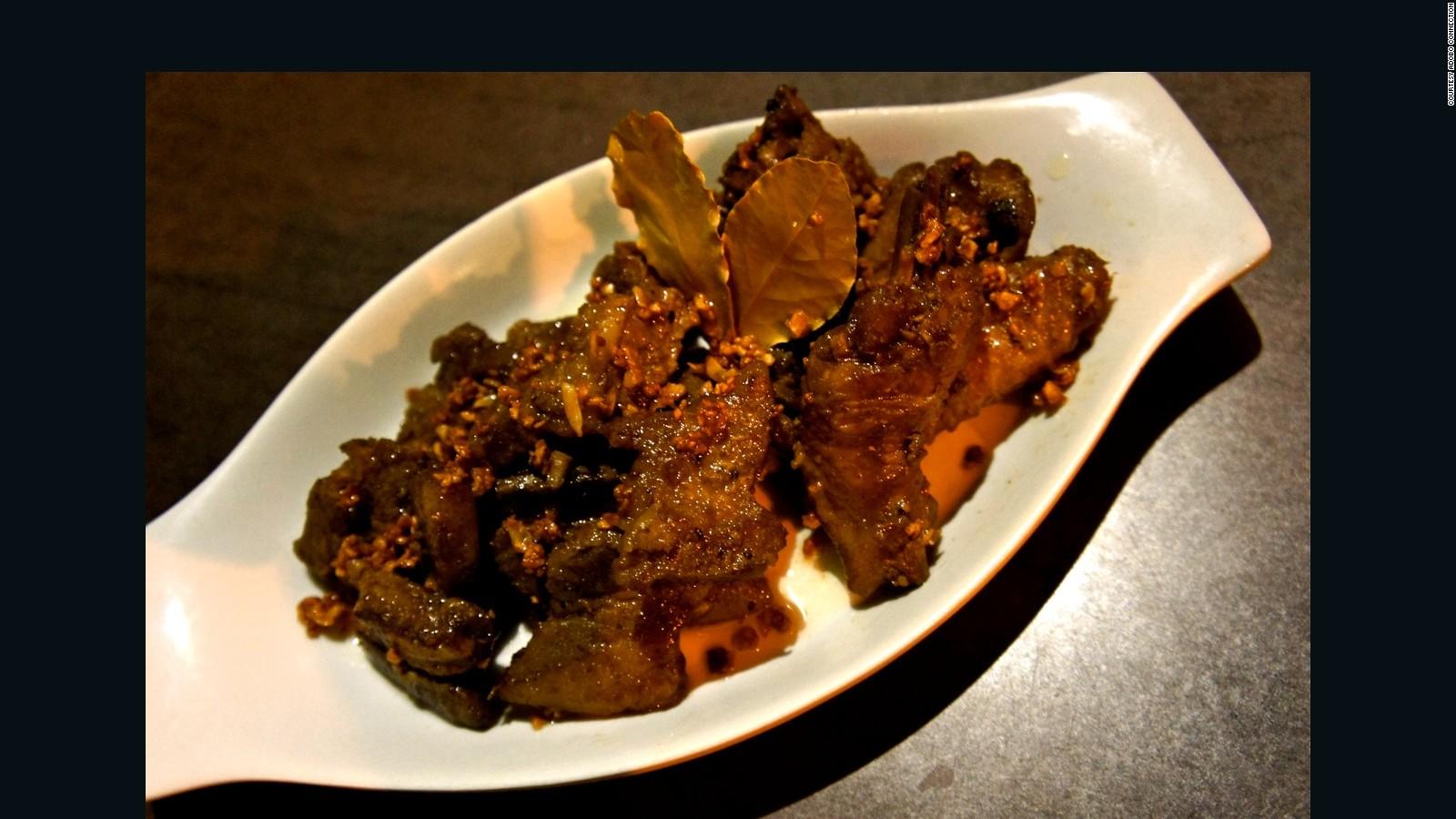 Philippines Food 50 Best Dishes Cnn Travel