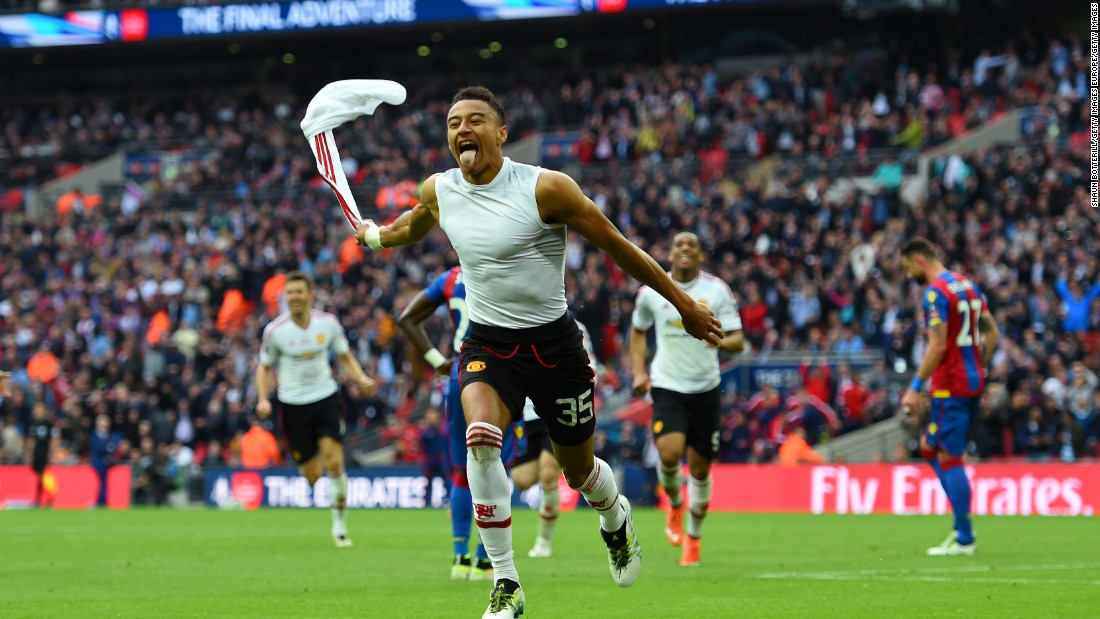 But United sub, Jesse Lingard, had the final say as he scored the winning goal with 10 minutes to go.
