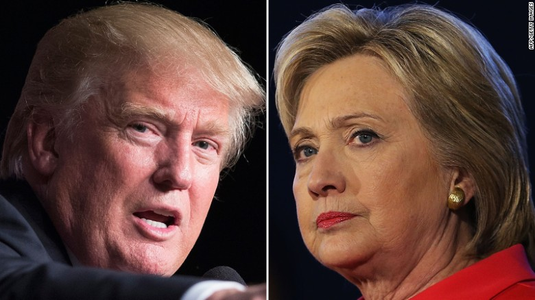 Clinton tries to pop Donald Trump's populist appeal