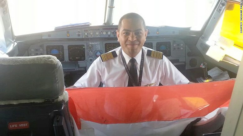 Family remembers pilot of downed plane