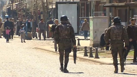 Turkey: Violence escalates in predominantly Kurdish city