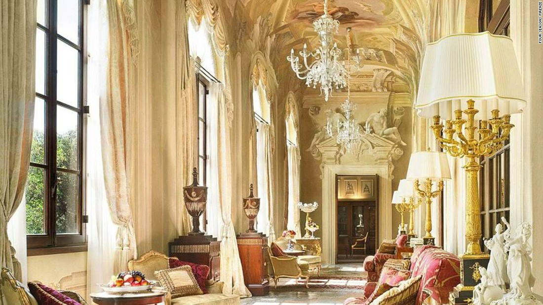 The Most Luxurious Hotel In The World S Top Chains CNN Travel