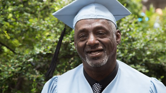 Columbia graduate David Norman continues to mentor those who have been incarcerated.