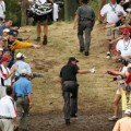 Phil Mickelson 2009 US Open Bethpage fans