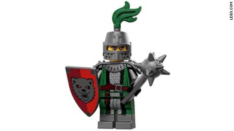 Lego figures more violent?