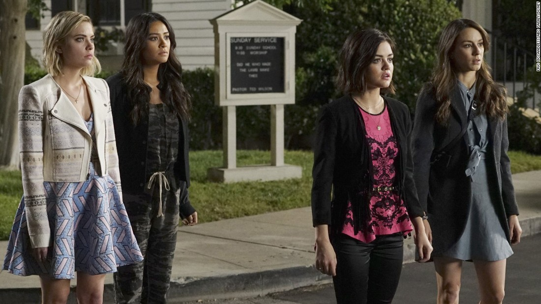 "<strong>""Pretty Little Liars"" season 6</strong>: Troian Bellisario, Lucy Hale, Ashley Benson and Shay Mitchell share in the mystery and drama of this popular TV series. <strong>(Netflix) </strong>"