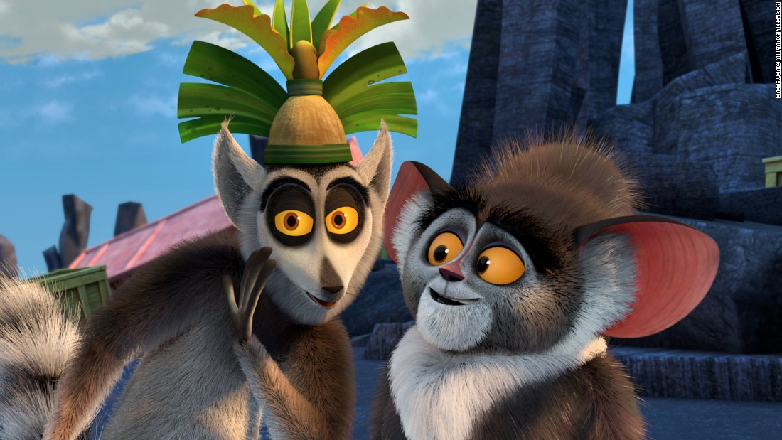 "<strong>""All Hail King Julien"" season 3</strong>: The lemurs from ""Madagascar"" are up to all types of tricks in their own animated series. <strong>(Netflix) </strong>"