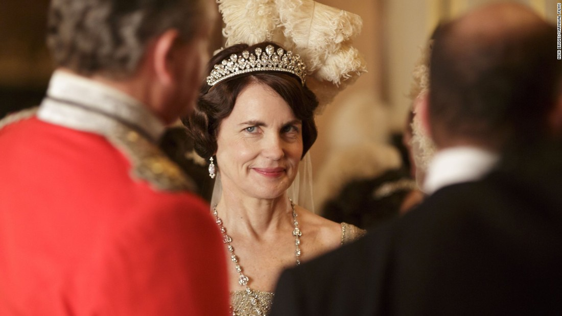 "<strong>""Downton Abbey"" season 6</strong>:  Elizabeth McGovern stars as Cora Crawley, countess of Grantham, in this popular PBS series. (Amazon Prime)"