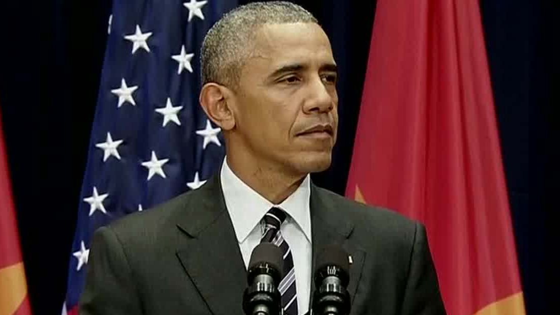 President Obama Vietnam And United States Are Partners Cnn Video