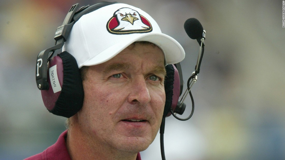 Don Horton, a beloved football coach for Boston College and North Carolina State University, was diagnosed with Parkinson's disease in 2006. In the years since, he kept in touch with many seasons of players. When he needed them most, his players rallied to help him and his family.