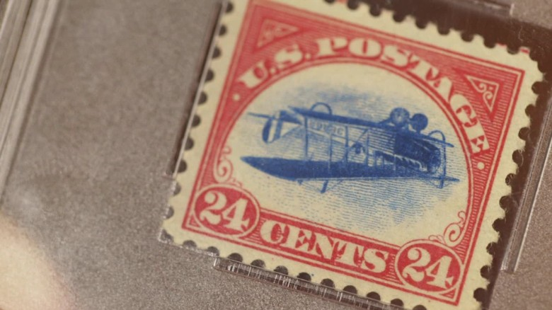 Rare stamp valued at $1 6 million