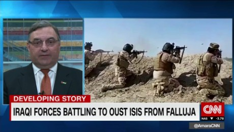 Istrabadi: Iraq hasnt defined what it is fighting for