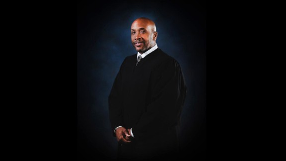 Judge Barry Williams is considered fair but blunt