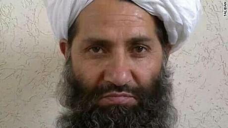 Les responsables ont déclaré à plusieurs reprises que le chef suprême des talibans, Haibatullah Akhundzadeh, apparaîtrait bientôt en public.  Pas encore fini.