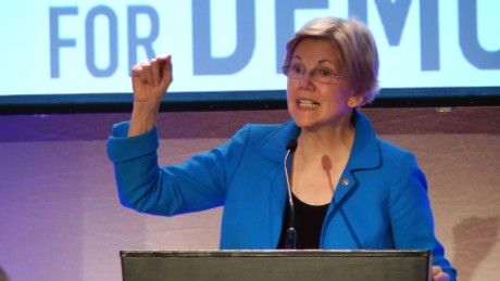 Elizabeth Warren Donald Trump housing crisis newday_00000000