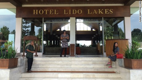 "The Lido Lakes Hotel is slated to become a 6-star, ""ultra luxury"" resort developed by Trump Hotels."