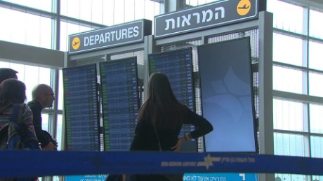 Tel Aviv's airport safety to be studied