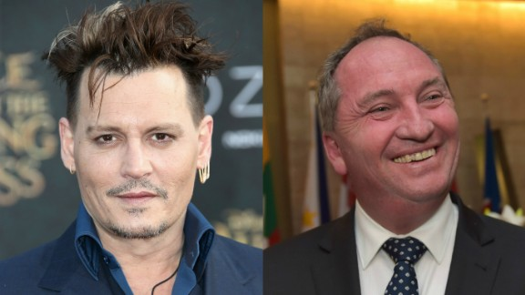 Actor Johnny Depp has directed fresh insults at Australia