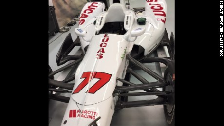 Marotti Racing has aligned with Schmidt Peterson Motorsports with the No. 77 team car, which will start in the 10th position at Sunday's Indy 500.