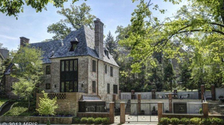 photos obama leases dc house for post presidency - New House Pic