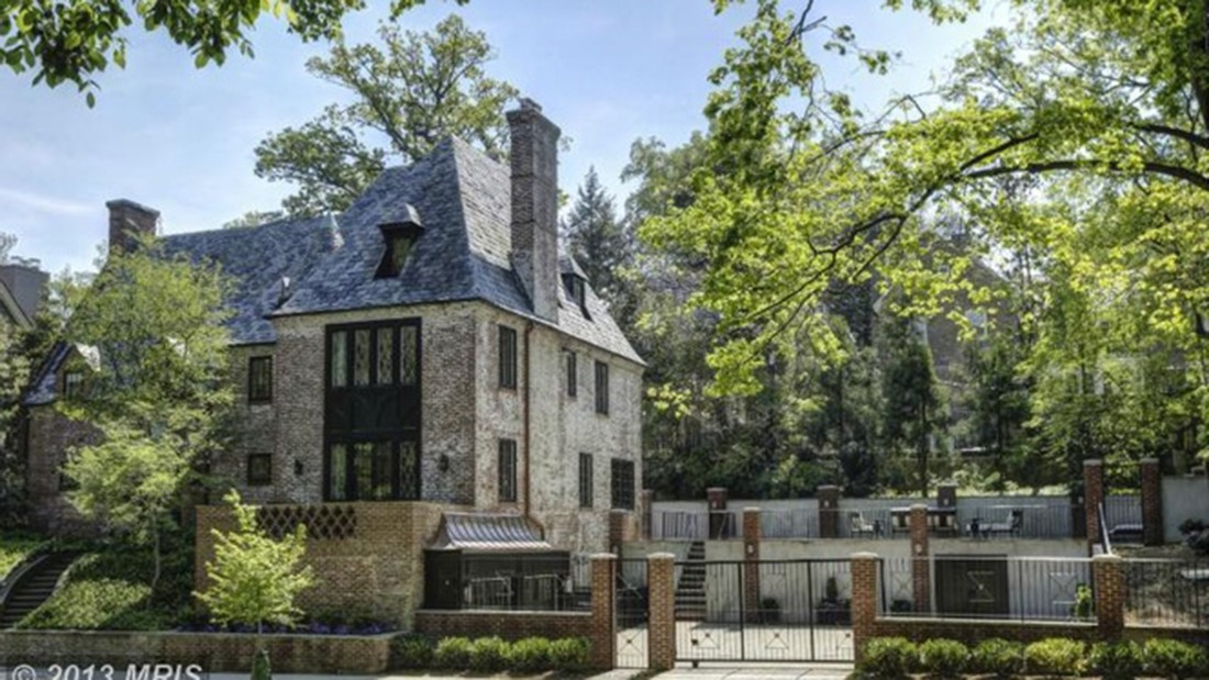 Home Hause obamas purchase their dc rental house for millions cnnpolitics