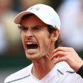 Murray roars