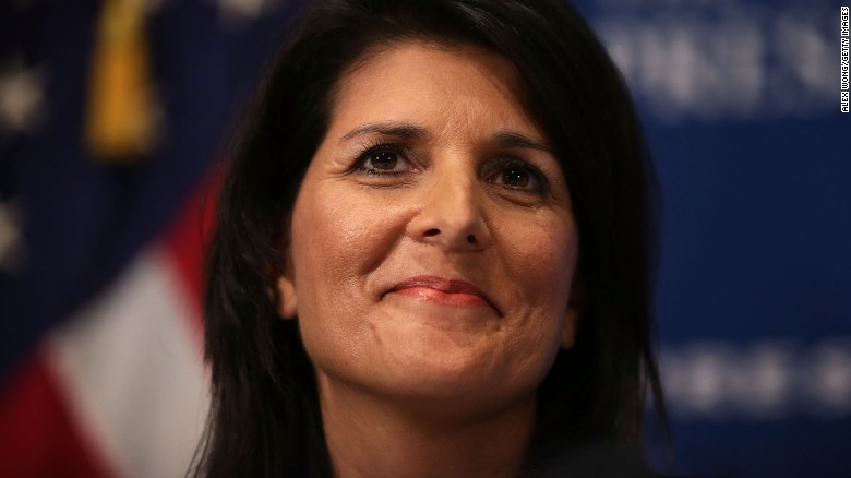 Gov. Haley signs South Carolina abortion ban