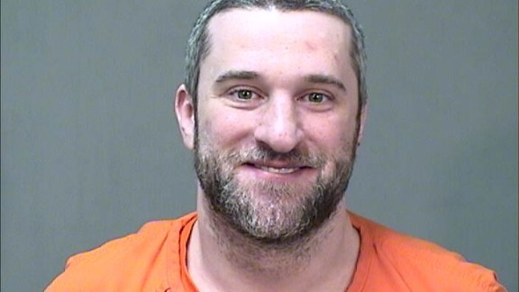 "Former ""Saved by the Bell"" actor Dustin Diamond was arrested Wednesday, May 25 in Ozaukee, Wisconsin, on a probation hold."