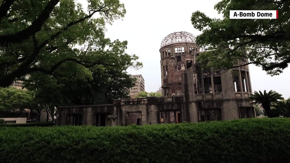 Why the US dropped an atomic bomb on Hiroshima