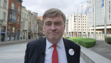 David Campbell Bannerman, a pro-Brexit British Member of the European Parliament.